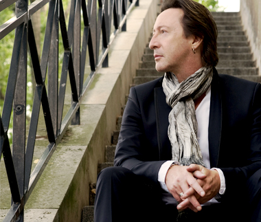 Julian Lennon White Feather Foundation