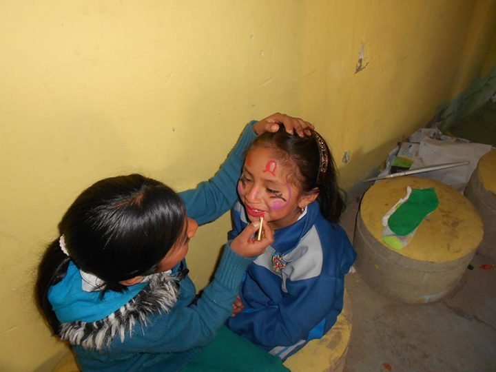 Changes for New Hope Creating solutions and hope for children in the Peruvian Andes