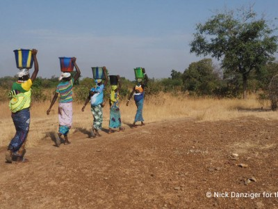 Clean Drinking Water for Burkina Faso