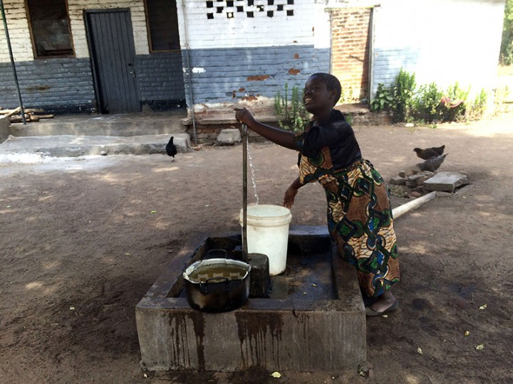 UPDATE: CLEAN WATER FOR NKOPE HILL MISSION