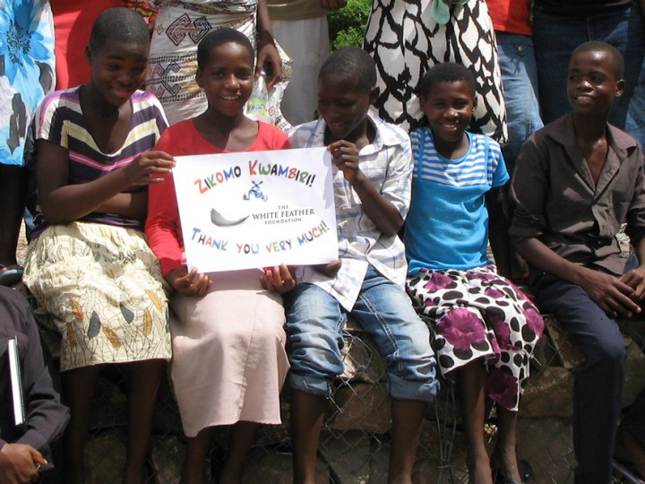 Project Update: Clean water for Nkope Hill
