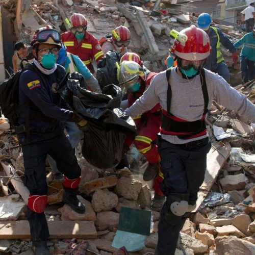 Ecuador Earthquake Relief