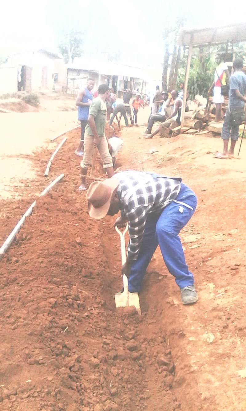Sicia Clean Water Project Cameroon 3