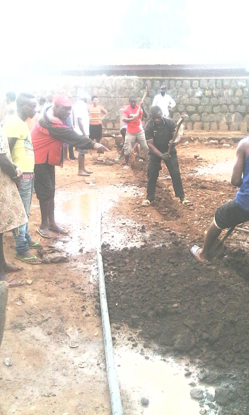 Sicia Clean Water Project Cameroon 6