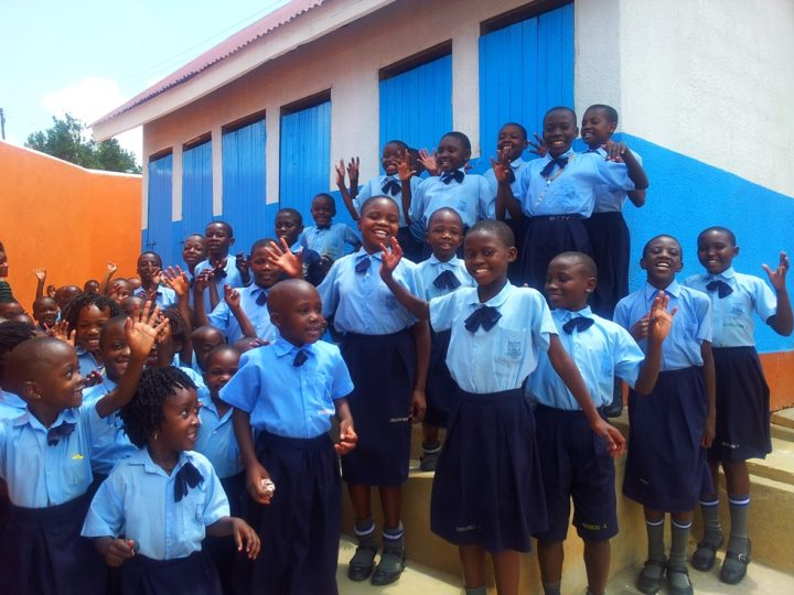 Project Update: Completed Washroom Facilities in Uganda