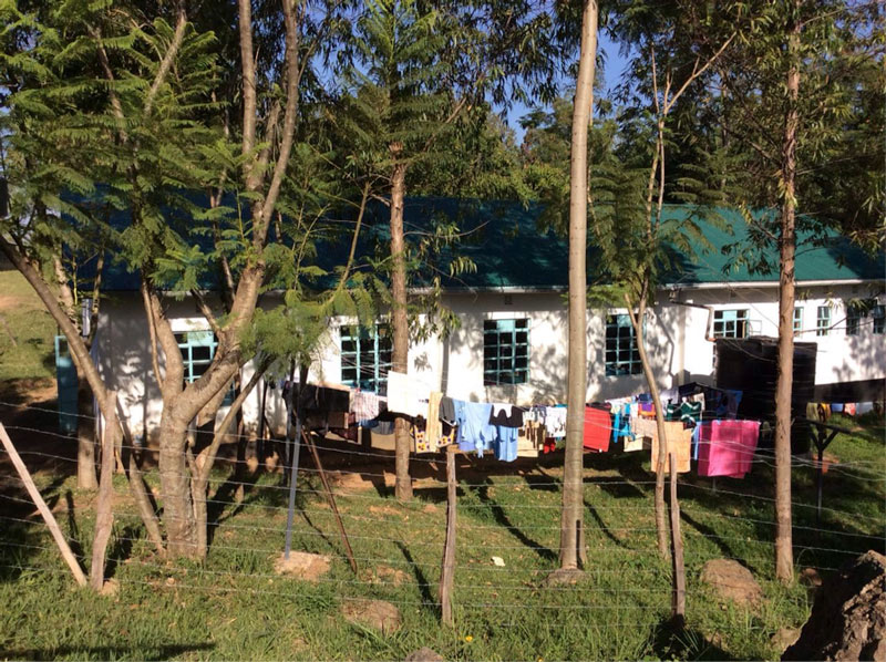 Girls' Dormitory in Sauri Kenya 2