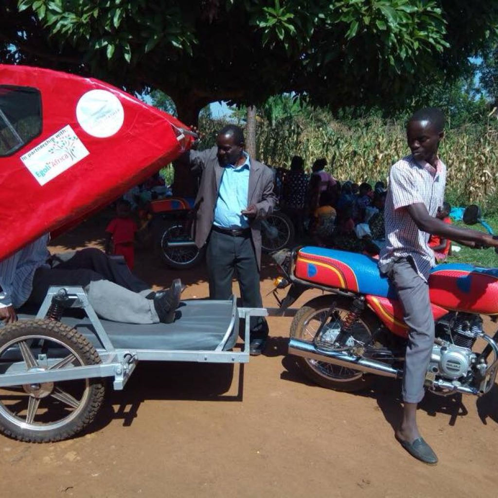 Village Ambulances in Uganda 1