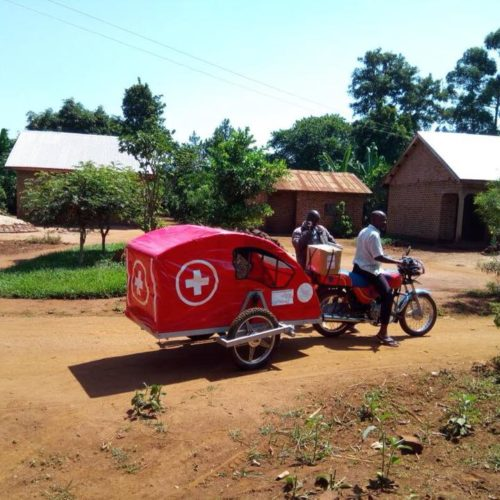 Village Ambulances in Uganda