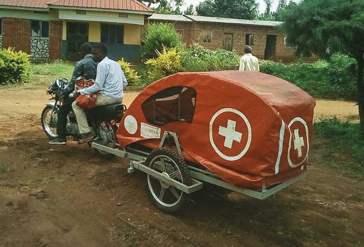 The Importance of Village Ambulances
