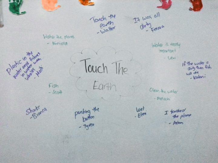 Touch the Earth making a difference