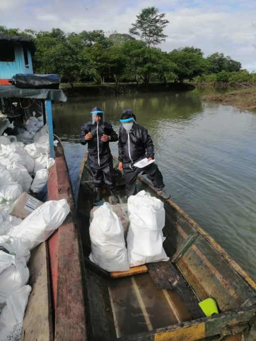 Amazon Conservation Team Delivery